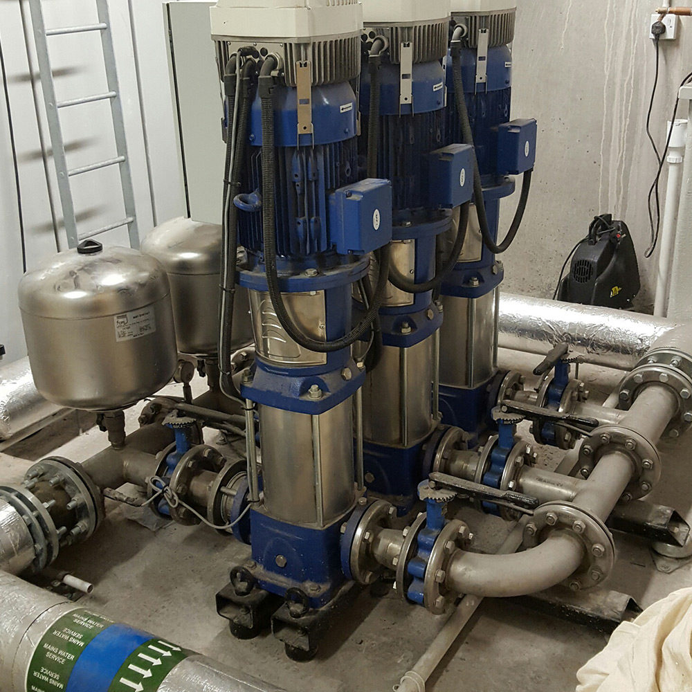 Booster Set Pump Systems