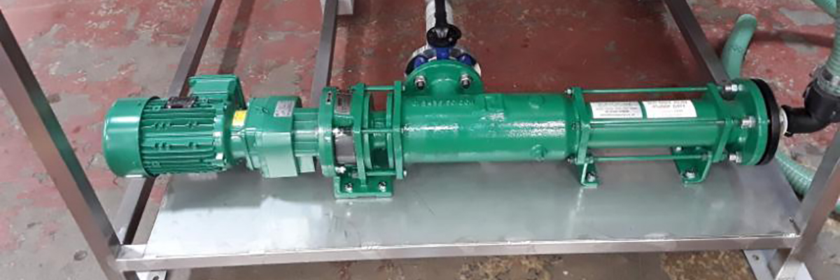 industry pump systems